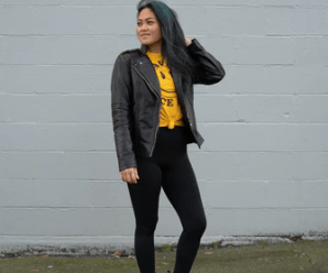 Leggings! From Fitness to Fashion!