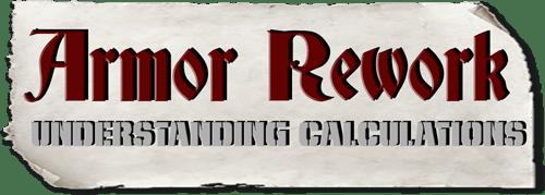 understanding Wikinger Armor rework