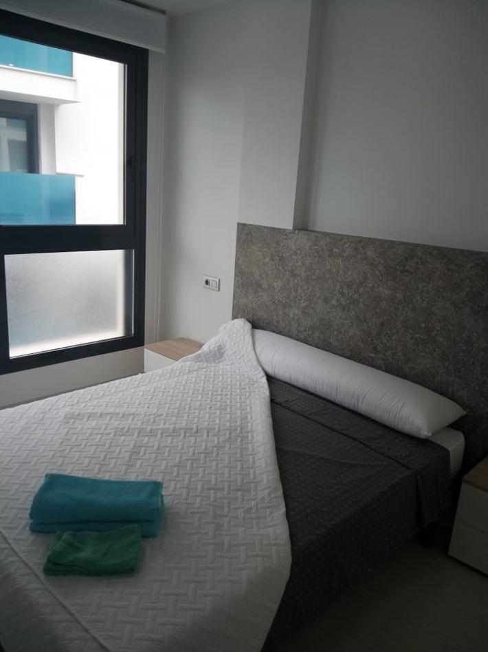 Lägenhet för uthyrning i centrala Torrevieja
