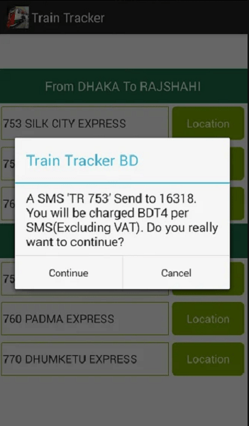 Train Tracker Apps For Android