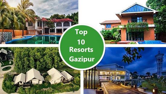 Top 10 Resorts In Gazipur