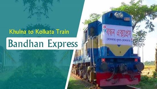 Khulna To Kolkata Bandhan Express Train Schedule