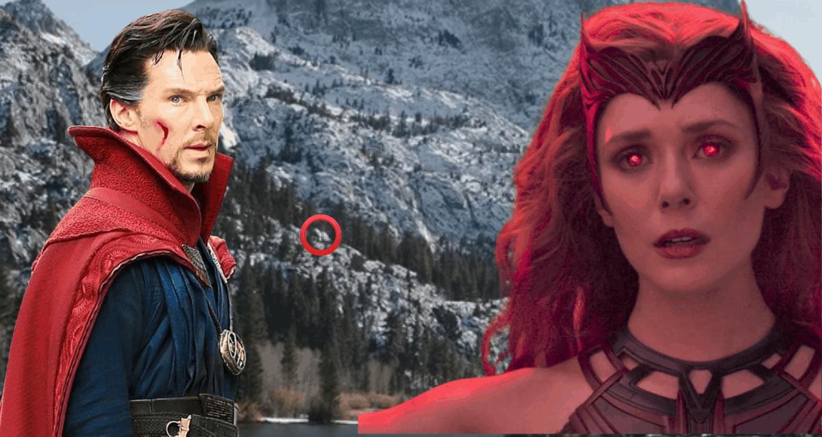 Dr Strange And Wanda Vision