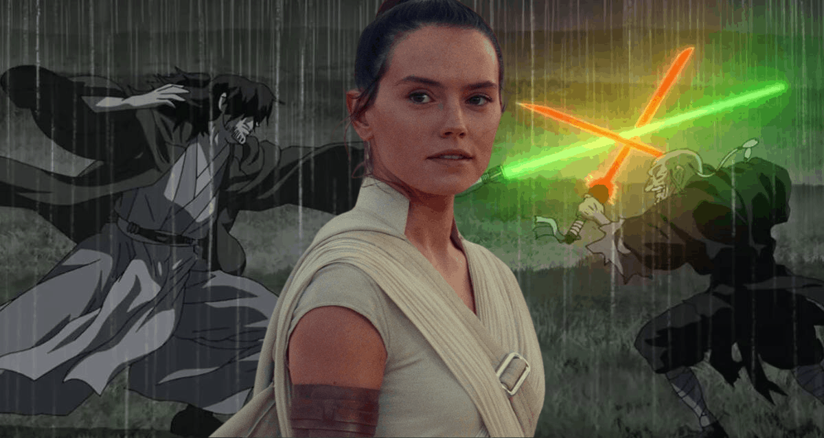 Star Wars Vision Rey