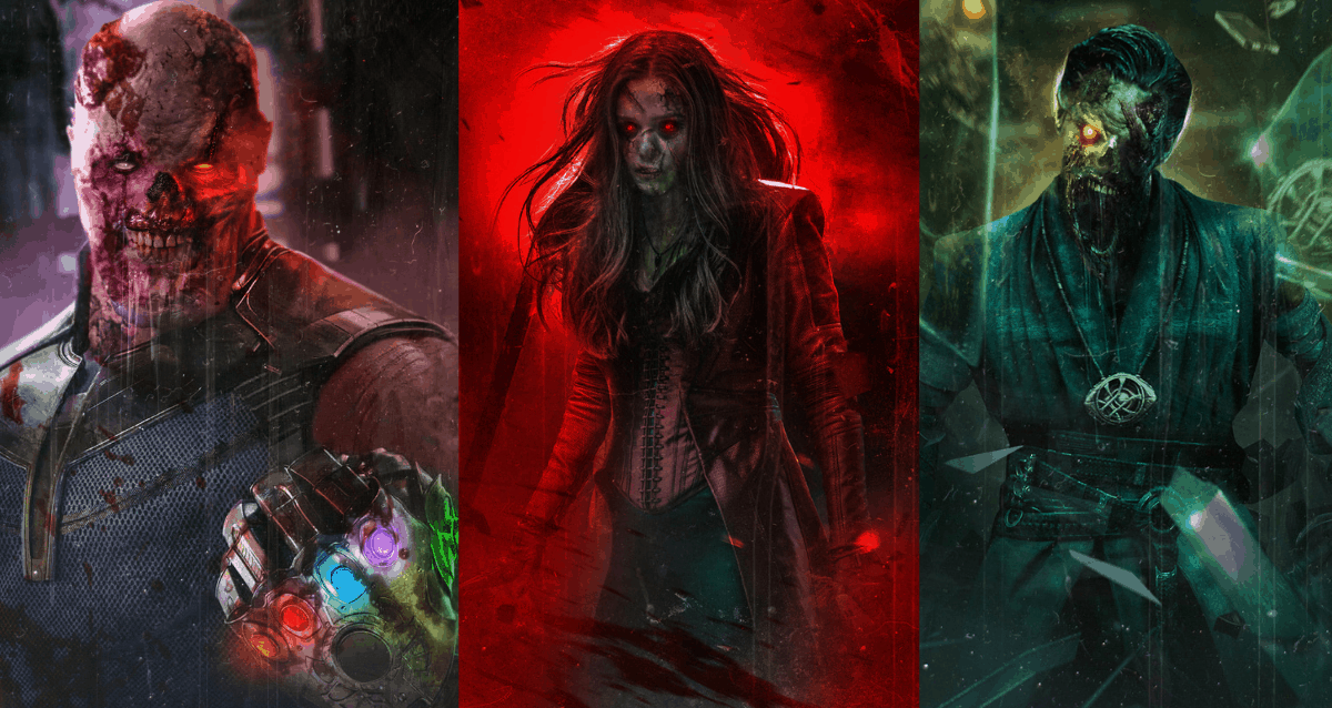Marvel What If Zombies Live-Action