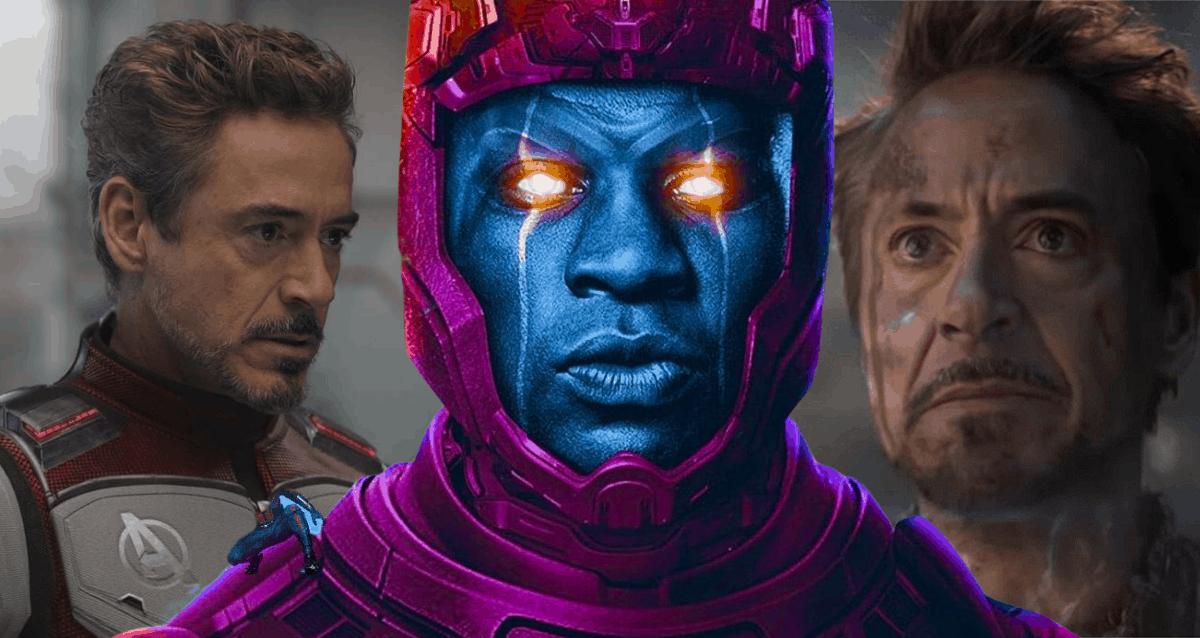 Iron Man And Kang