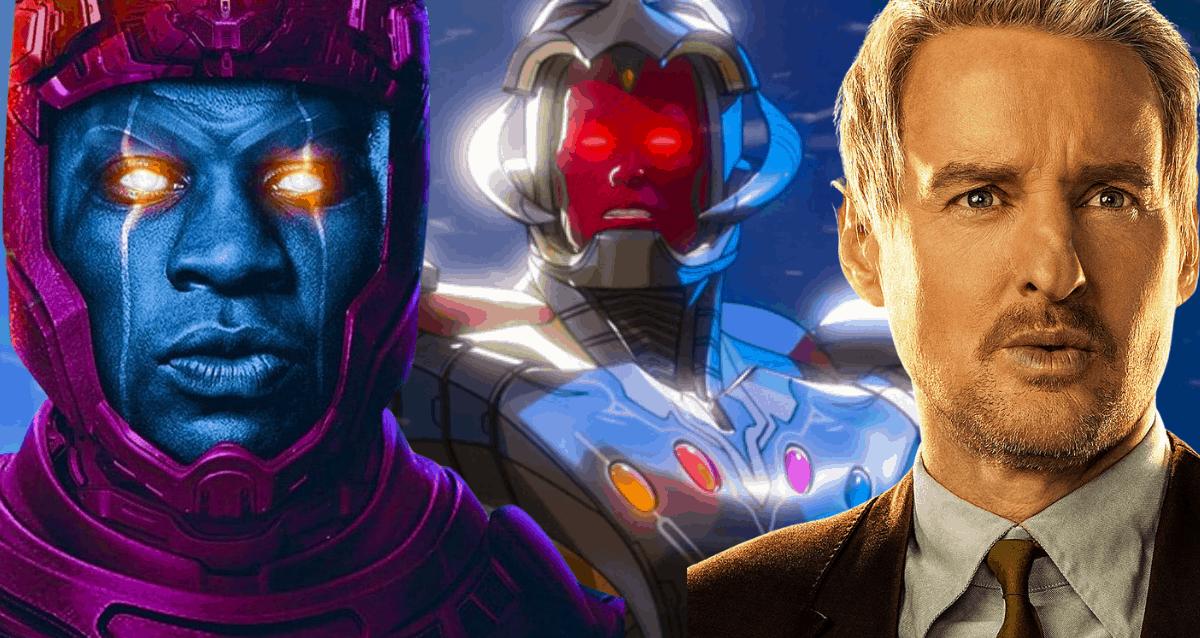 Kang, Ultron And Mobius