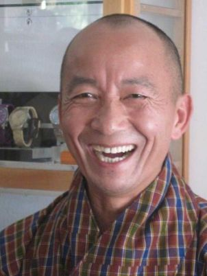 Dzok_Trun_Trun,_at_a_Literacy_Event,_Thimphu,_Bhutan
