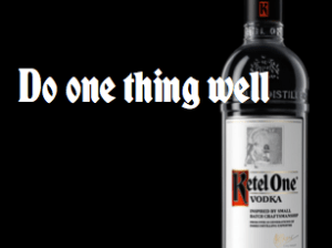 ketel one motto