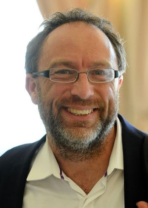 Jimmy Wales, WMF Trustee