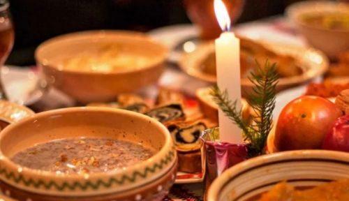 Battesimo del cibo di festa del Signore