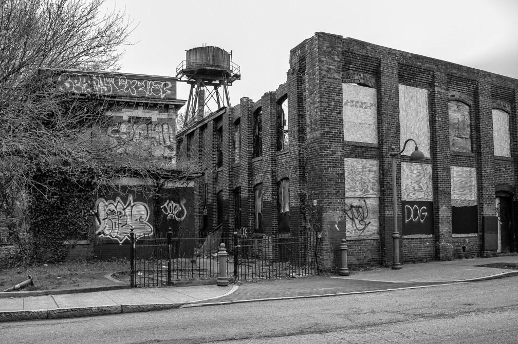 cBride Avenue, Paterson, NJ, April 2020