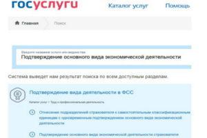 Можно ли через госуслуги изменить оквэд - WikiPrava.Ru