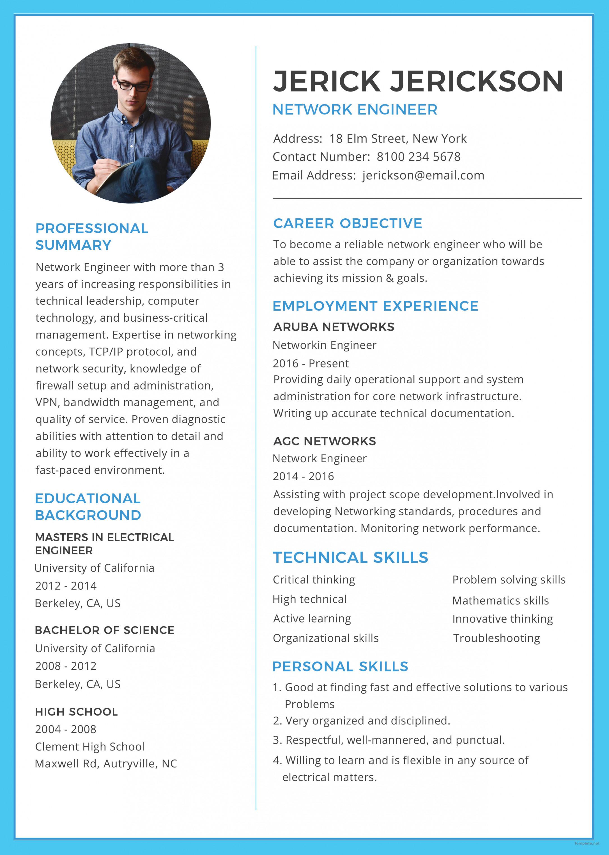 Basic Resume Template Basic Resume Template Mechanical Engineering Resume Templates
