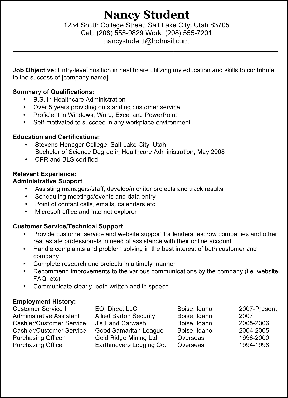 Basic Resume Template Sample Resume Templates Selol Inkco Intended For Basic Resume