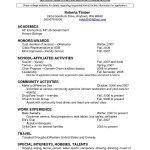 College Student Resume Template College Resume Templates For High School Students Examples 20 Free Resume Samples For College Students Of College Resume Templates For High School Students college student resume template wikiresume.com