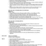 Customer Service Resume Examples Healthcare Customer Service Resume Sample customer service resume examples|wikiresume.com