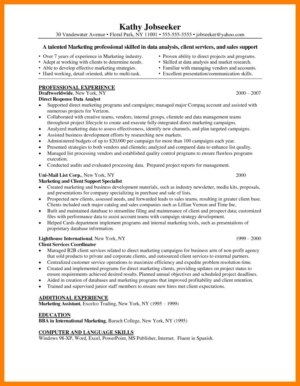 Data Analyst Resume Sample Data Analyst Resume Entry Level Business Analyst Resume Example 4 data analyst resume|wikiresume.com