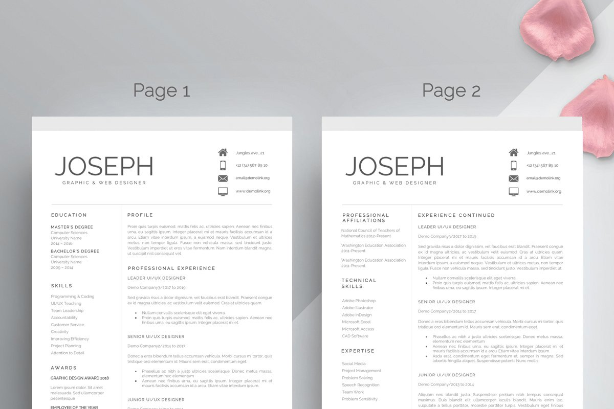 Free Resume Templates Microsoft Word Black And White Resume Template 1 free resume templates microsoft word|wikiresume.com