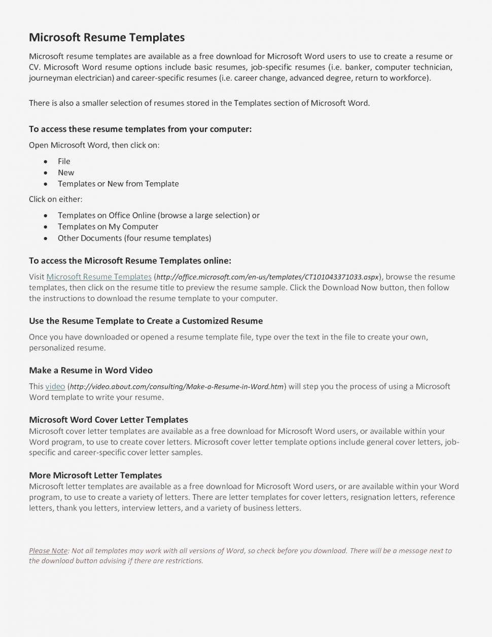 Free Resume Templates Microsoft Word Microsoft Resume Template Cool Free Resume Templates Microsoft Word Gallery 970x1255 free resume templates microsoft word|wikiresume.com