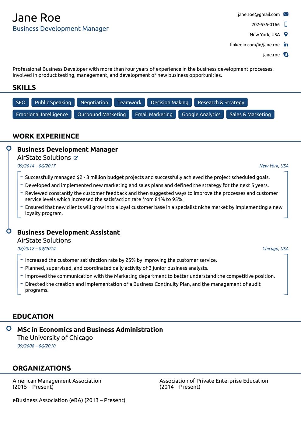 Functional Resume Template Modern Resume Template functional resume template|wikiresume.com