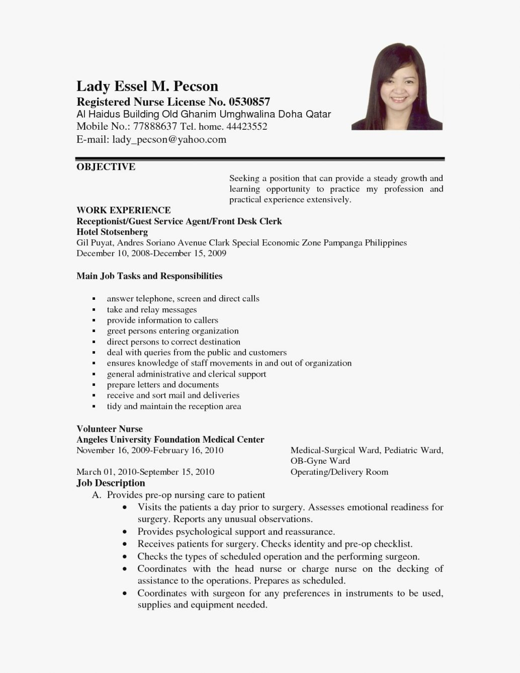 Good Objective For Resume Job Objective In Resumes Simple For Resume Fresh Good Objectives New Post Administrative Assistant Effective Objecti Customer Service Career Call Center General Phlebotomist good objective for resume|wikiresume.com