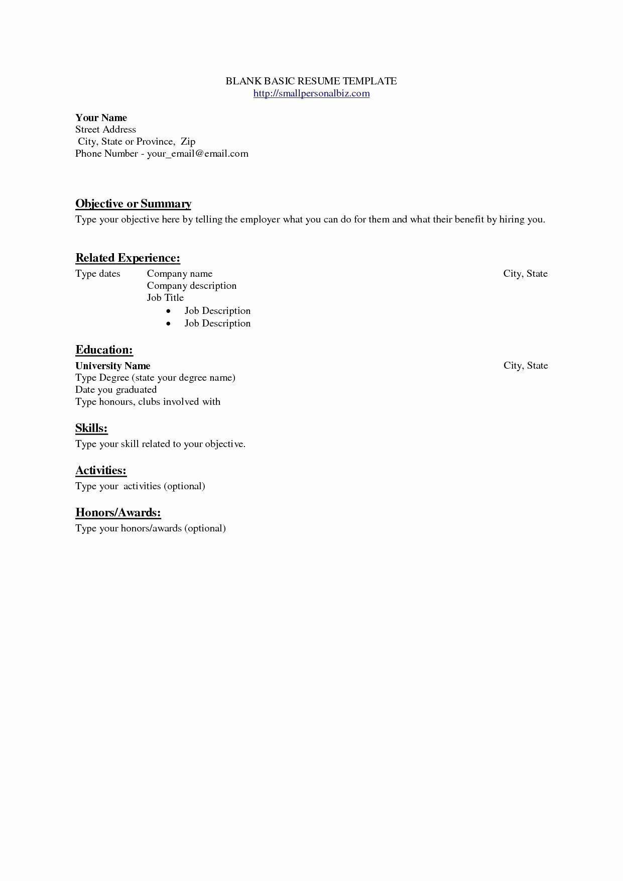 How To Type A Resume How To Type A Resume Sample How To Type A Cover Letter For A Job New Resume Cover Letter Of How To Type A Resume how to type a resume|wikiresume.com