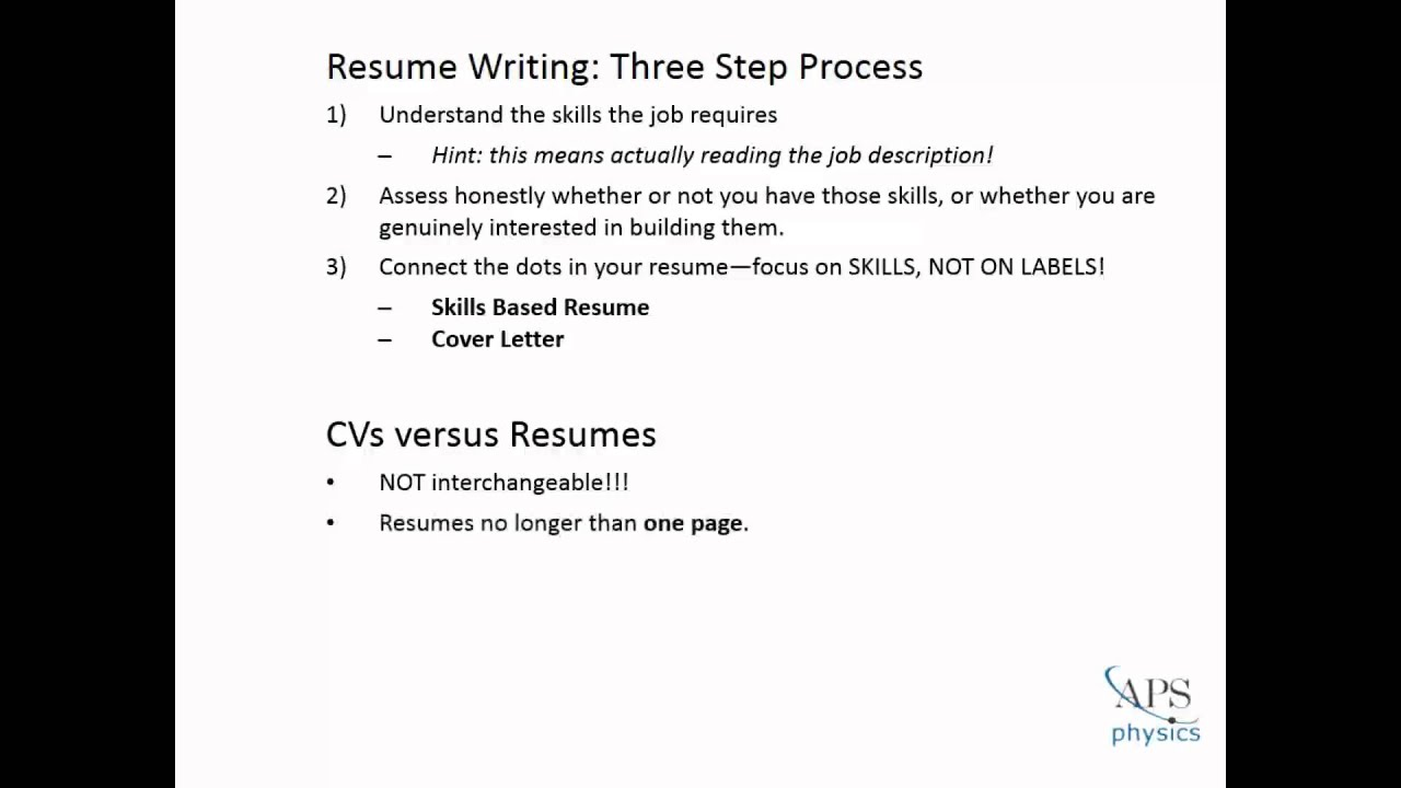 How To Write A Resume For A Job Httpsiimgvirfzcudfz how to write a resume for a job wikiresume.com