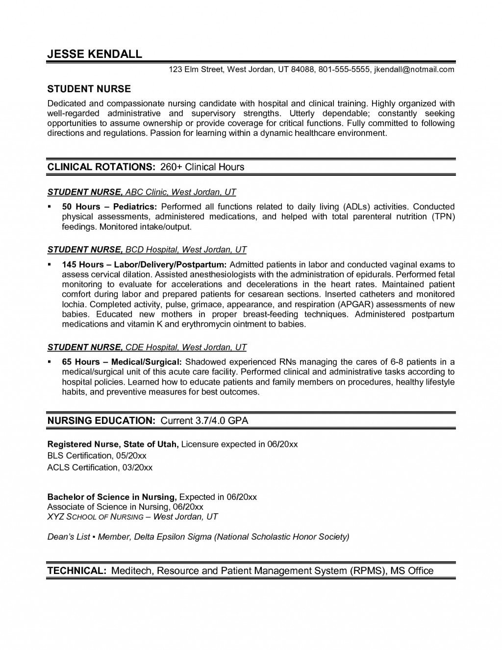 New Grad Nurse Resume Nursing Resume Objective New Grad Fresh 009 New Grad Nursing Resume Template Perfect Unique Hr Of Nursing Resume Objective New Grad 1 new grad nurse resume|wikiresume.com