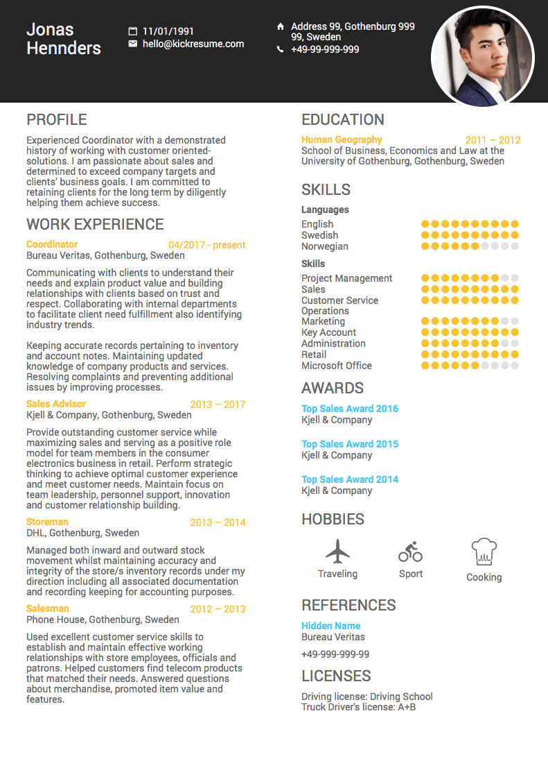 Resume Summary Statement How To Write A Professional Summary On A Resume Examples