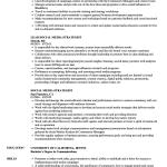 Social Media Resume Social Media Strategist Resume Sample social media resume|wikiresume.com