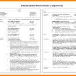 Two Page Resume Example Of 2 Page Resume 2 Page Resume Format Interesting 2 Page Resume Format Example Profesional Resume Template two page resume wikiresume.com