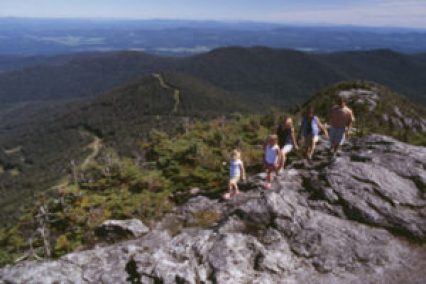 Long Trail, Jay Peak Long Trail North
