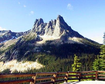 Cascade Mountain