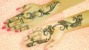 Latest Eid Mehndi Designs
