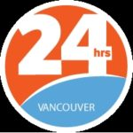 24 hours Vancouver logo