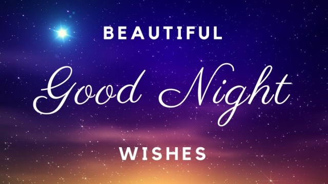 Beautiful Good Night Wishes For Wife