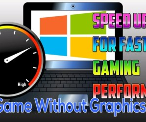 How To Play High-End Games Without Graphics Card