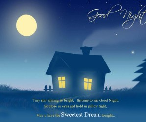 Top 30+ Good Night Messages for Friends