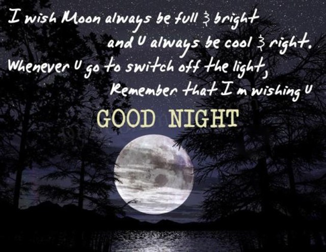 Top Selected Good Night Messages For Friends
