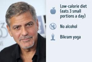 George Clooney, 55