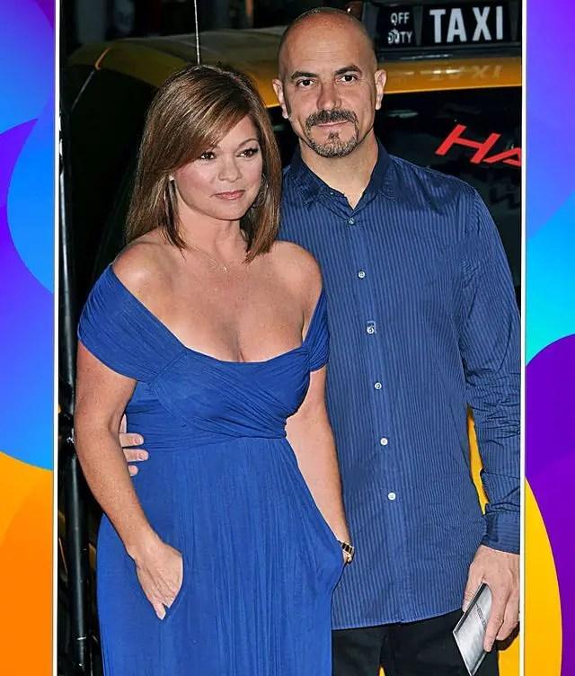 Valerie Bertinelli husband