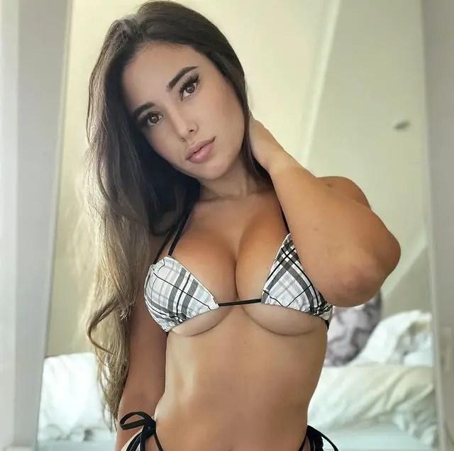 Angie Varona bikini photos