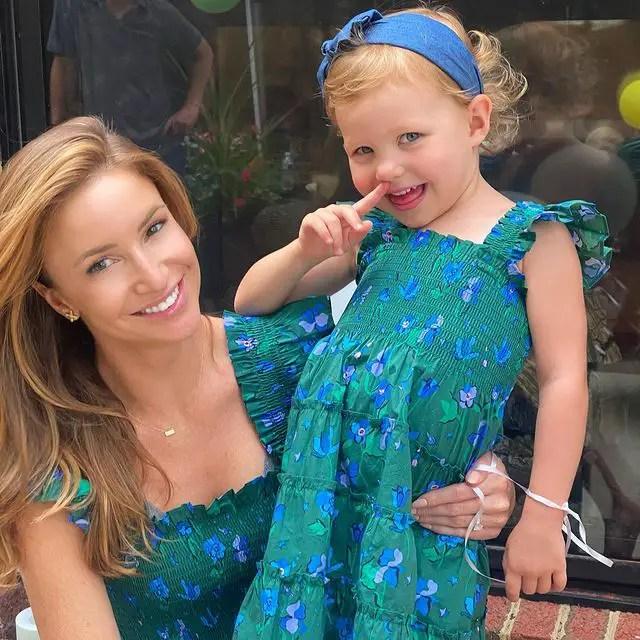Kristin Fisher kids