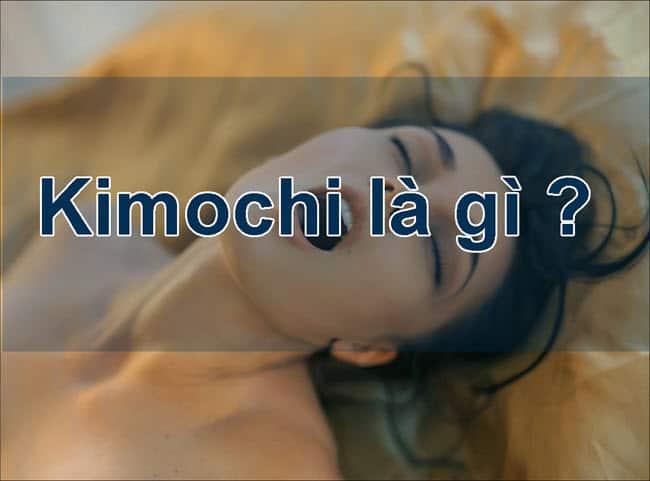 Giải thích nghĩa từ kimochi là gì