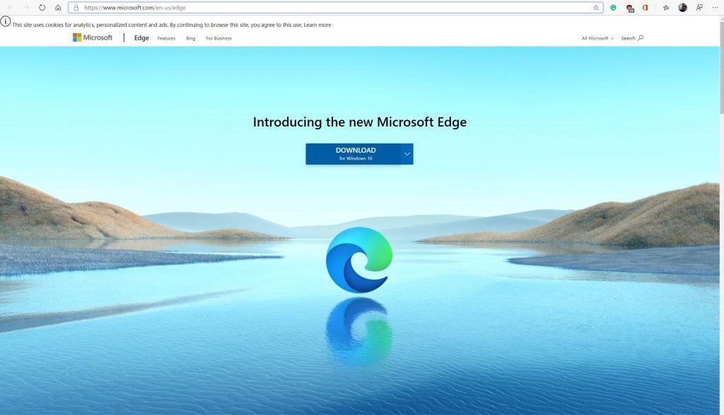 Microsoft Edge -Trình duyệt web tốt nhất - Ảnh 2