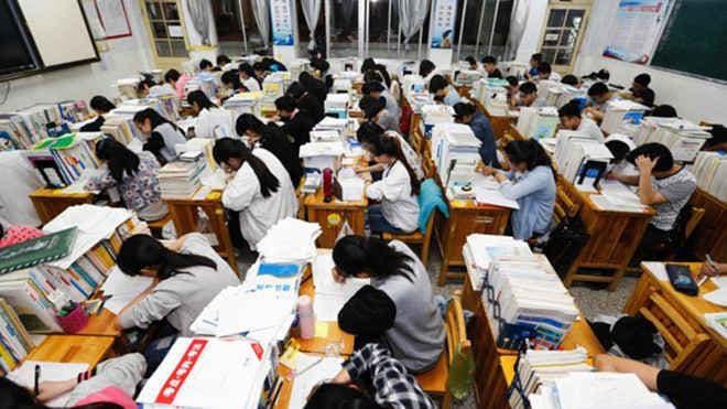 5 Bài thi văn đạt điểm tuyệt đối kỳ thi Đại học ở Trung Quốc