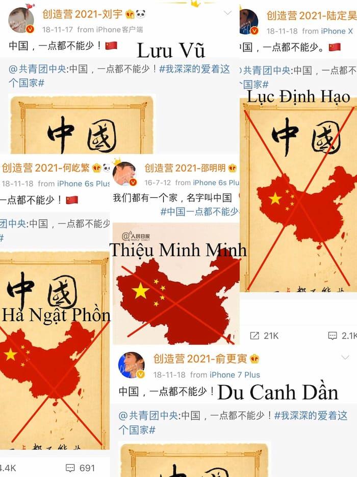 sao Hoa Ngữ share đường lưỡi bò