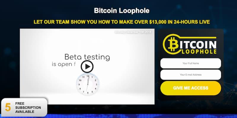 Bitcoin loophole là gì?