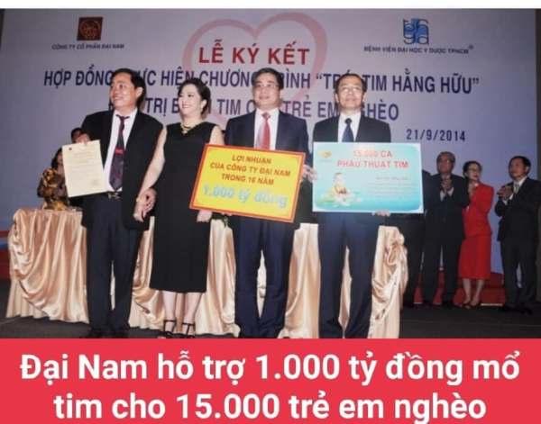 Nguyễn Phương Hằng làm từ thiện 1000 tỷ đồng mổ tim